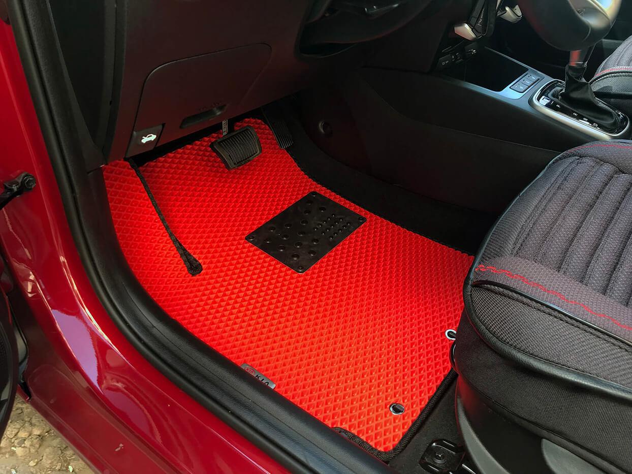 Авто коврики Eva в салон и багажник автомобиля в Краснодаре