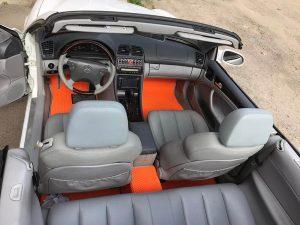 Автоковрики eva M-Benz W 208 Краснодар AutoEva